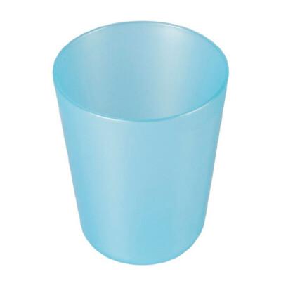 Стакан детский для холодных напитков однотонный la2910