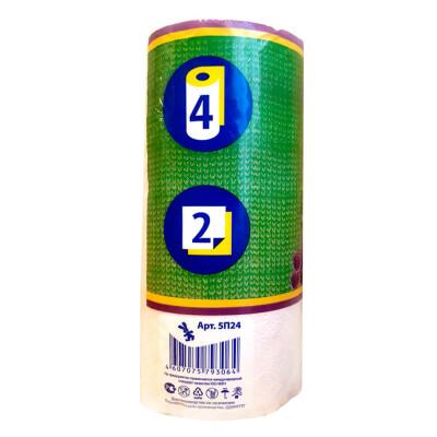 Полотенца бумажные Viero 4шт 2-х слойные