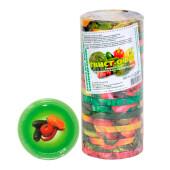 Крышки для консервирования твист то-100 10шт фрукты-овощи