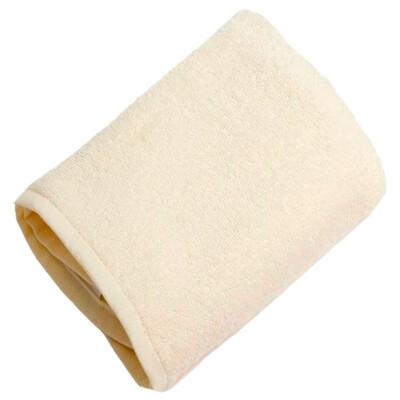 Полотенце 100*150см молочный 11 - 0507/1 Европа