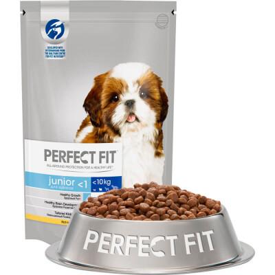 Корм для собак Perfect Fit 500г для щенков мелких пород с курицей