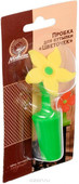 Пробка для бутылки цветочек 9*4,5 см силиконовая Marmiton 144*36 17210