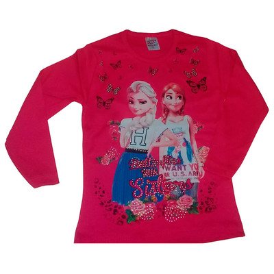 Джемпер для девочек детская корпорация р.3-4 мультиColor