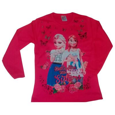 Джемпер для девочек детская корпорация р.7-8 мультиColor