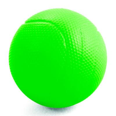 Игрушка для собак из резины мяч спортивный д 6 см