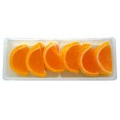 Мармелад желейный дольки со вкусом апельсина 300г Меренга
