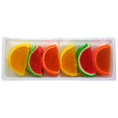 Мармелад желейный фруктовые дольки 300г Меренга