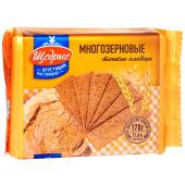 Хлебцы Щедрые 170г многозерновые тонкие