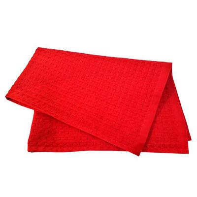 Полотенце белезза 40*60см элиза жаккард красный 6120357