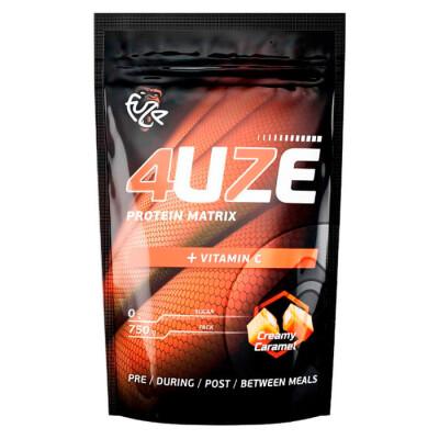 Смесь Fuze 47% 750г сливочная карамель