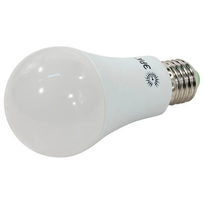 Лампа светодиодная ЭРА a60 15w e27
