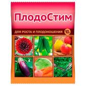Средство для роста и плодоношения растений Плодостим 10гр