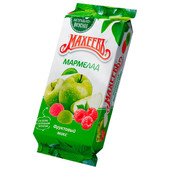 Мармелад желейный фруктовый микс 250г Махеев пакет