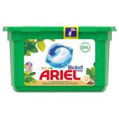 Капсулы для стирки 12шт Ariel Аромат Масла Ши для цветных тканей