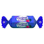 Конфеты Добрый совет 200г со вкусом ягод на фруктозе пакет воронеж