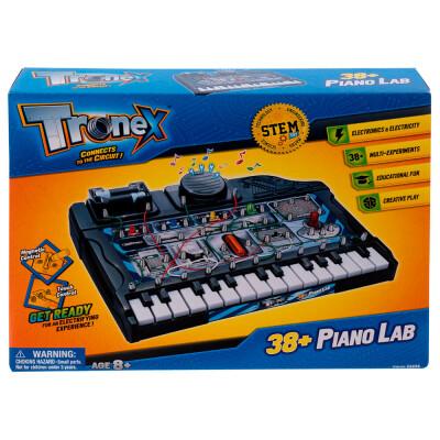 Конструктор электронный Amazing Toys Tronex 38 музыкальных экспериментов с пианино 1csc20003408
