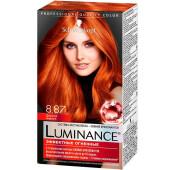 Краска для волос Luminance 8.87 дерзкий медный