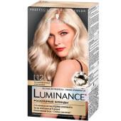 Краска для волос Luminance l12 ультраплатиновый осветлитель