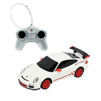 Машина Rastar 1:24 Porsche gt3 rs черный р/у 39900