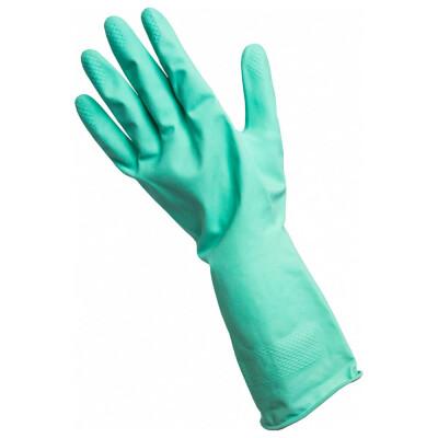 Перчатки хозяйственные Save&Soft размер l аромат алоэ