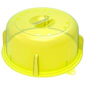 Крышка для свч 26,4см Berossi экспресс лимон ик 43455000