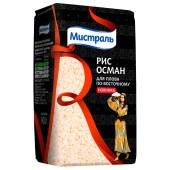 Крупа рис Мистраль 900г осман для плова по-восточному