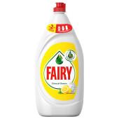 Средство для мытья посуды Fairy 1,35л сочный лимон