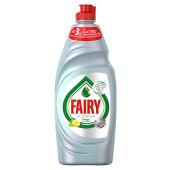Средство для мытья посуды Fairy платинум 650мл лимон и лайм