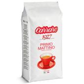 Кофе Carraro 1000г примо маттино зерно