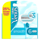 Кассеты Gillette Venus 6шт женские