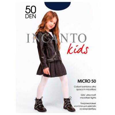 Колготки детские Incanto 50 Den синие р.140-146