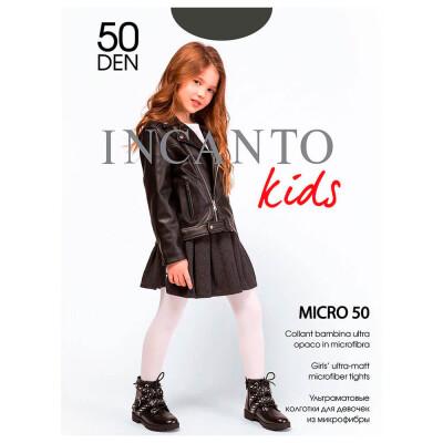 Колготки детские Incanto 50 Den серые р.140-146