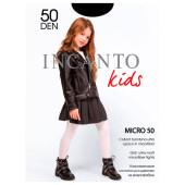 Колготки детские Incanto 50 Den черные р.140-146