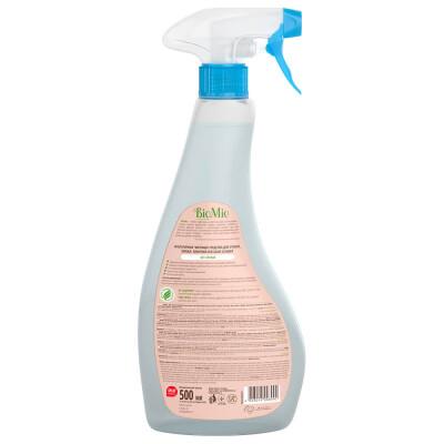 Спрей для стекол BioMio 500мл без запаха