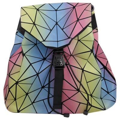Рюкзак разноцветный Европа 30*37*15см