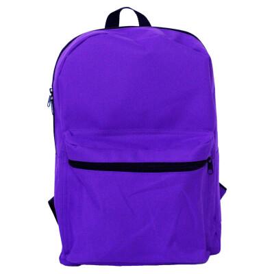 Рюкзак Atmix 42*10*29,5см фиолетовый