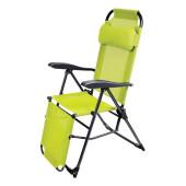 Кресло-шезлонг 3 лимонный к3/л