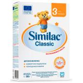 Смесь молочная Similac-3 классик с 12 месяцев 300г