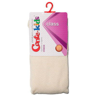 Колготки детские р.128-134 бежевый ck class 7с-31сп
