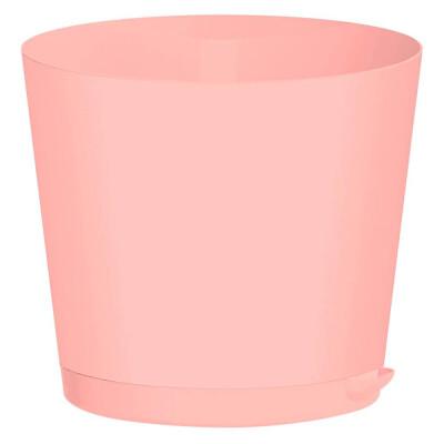 Горшок д/цветов изи гроу д20см 4л с прикорневым поливом английская роза ing47020ар