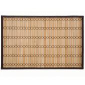 Салфетка индивидуальная Нара 215 30x45см бамбук