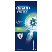 ORAL_B Электрическая зубная щетка Professional Care 500/D16.513.U (тип 3756)