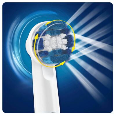 Насадка для зубной щетки Oral-B прессион клин 3шт