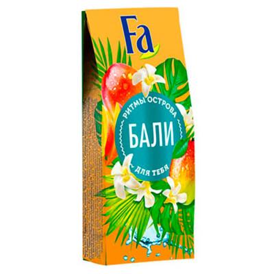 Набор подарочный Fa гель для душа+дезодорант Fa ритмы острова бали