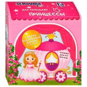 Набор подарочный для девочек шампунь Schauma Kids+гель для душа Fa Kids+куколка