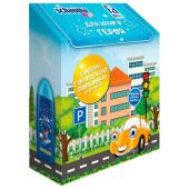 Набор подарочный для мальчиков шампунь Schauma Kids+гель для душа Fa Kids+машинка
