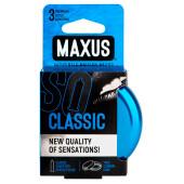 Презервативы MAXUS 3шт классик