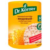 Хлебцы злаковый коктейль Dr.Korner медовый 100г  Хлебпром