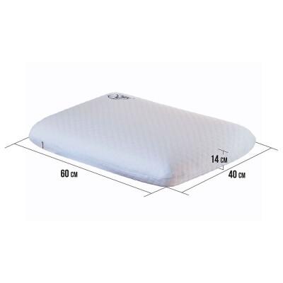 Подушка Save&Soft Plumpy для сна 60*40*14см сумка из пвх