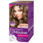 Краска для волос Perfect Mousse 816 холодный русый